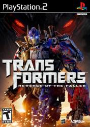 Transformers: Revenge of the Fallen para PlayStation 2