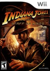 Indiana Jones and the Staff of Kings para Wii