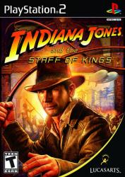 Indiana Jones and the Staff of Kings para PlayStation 2