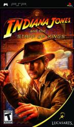 Indiana Jones and the Staff of Kings para PSP
