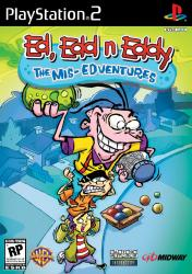 Ed, Edd'n Eddy: The Mis-Edventures para PlayStation 2