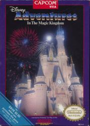 Adventures in the Magic Kingdom para NES