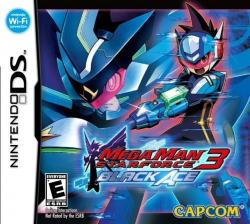 Mega Man Star Force 3: Black Ace para Nintendo DS