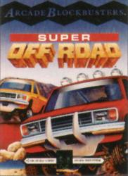 Super Off Road para Mega Drive