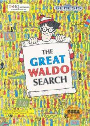 The Great Waldo Search para Mega Drive