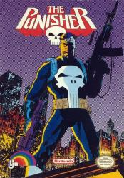 The Punisher para NES