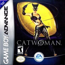 Catwoman para Game Boy Advance