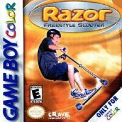 Razor Freestyle Scooter para Game Boy Color