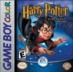 Harry Potter and the Sorcerer's Stone para Game Boy Color