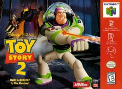 Toy Story 2: Buzz Lightyear to the Rescue para Nintendo 64