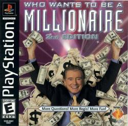 Who Wants to Be a Millionaire 2nd Edition para PlayStation