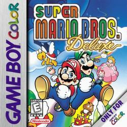 Super Mario Bros Deluxe para Game Boy Color
