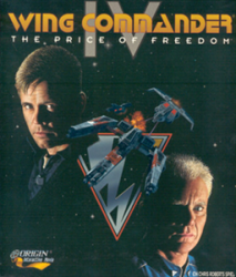 Wing Commander IV: The Price of Freedom para PC