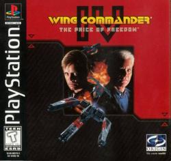 Wing Commander IV: The Price of Freedom para PlayStation