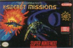 Wing Commander: The Secret Missions para Super Nintendo