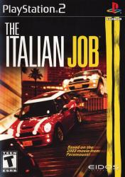 The Italian Job (2003) para PlayStation 2