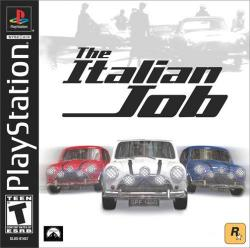 The Italian Job para PlayStation