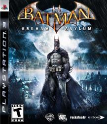 Batman: Arkham Asylum para PlayStation 3