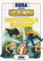 Impossible Mission para Master System