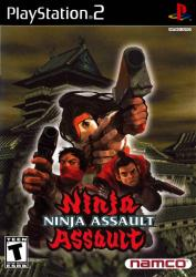 Ninja Assault para PlayStation 2