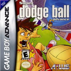 Super Dodge Ball Advance para Game Boy Advance