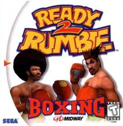 Ready 2 Rumble Boxing para Dreamcast