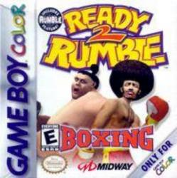 Ready 2 Rumble Boxing para Game Boy Color