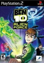 Ben 10: Alien Force para PlayStation 2