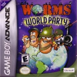 Worms World Party para Game Boy Advance