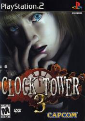 Clock Tower 3 para PlayStation 2