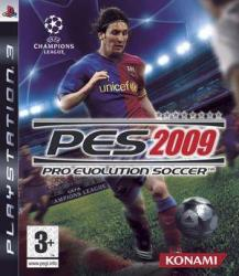 Pro Evolution Soccer 2009 para PlayStation 3
