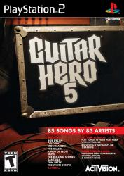 Guitar Hero 5 para PlayStation 2