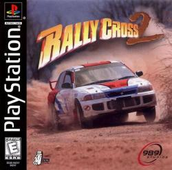 Rally Cross 2 para PlayStation