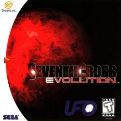 Seventh Cross Evolution para Dreamcast