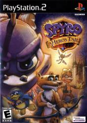 Spyro: A Hero's Tail para PlayStation 2