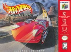 Hot Wheels Turbo Racing para Nintendo 64