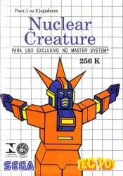 Nuclear Creature para Master System