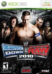 WWE Smackdown vs. Raw 2010 para Xbox 360