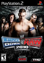 WWE Smackdown vs. Raw 2010 para PlayStation 2