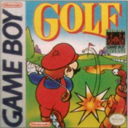 Golf para Game Boy