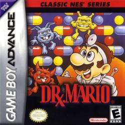 Classic NES Series: Dr. Mario para Game Boy Advance