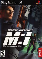 Mission Impossible: Operation Surma para PlayStation 2