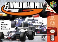 F-1 World Grand Prix para Nintendo 64