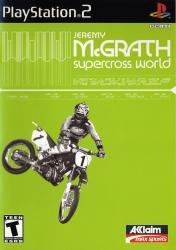 Jeremy McGrath Supercross World para PlayStation 2