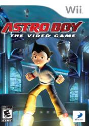 Astro Boy: The Video Game para Wii