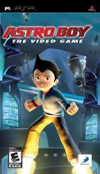 Astro Boy: The Video Game para PSP