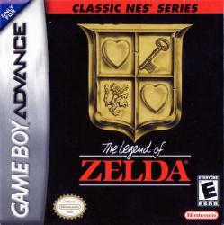 Classic NES Series: The Legend of Zelda para Game Boy Advance