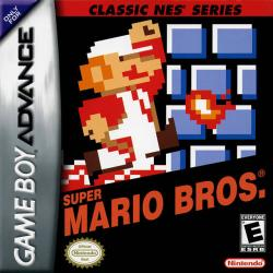 Classic NES Series: Super Mario Bros. para Game Boy Advance