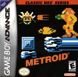Classic NES Series: Metroid para Game Boy Advance