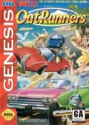 OutRunners para Mega Drive